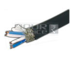 Star Quad OFC Microphone Cable - 100 Meters