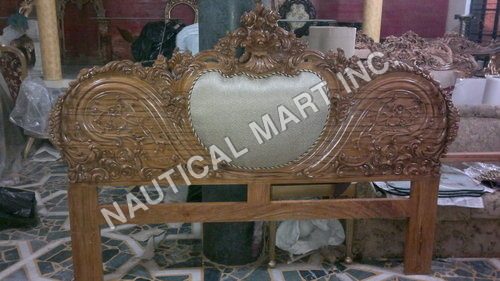 VINTAGE WOODEN FRONT OF DEEWAN