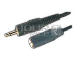EP Male 3.5mm to EP Female 3.5mm Cord - 1.5 meters