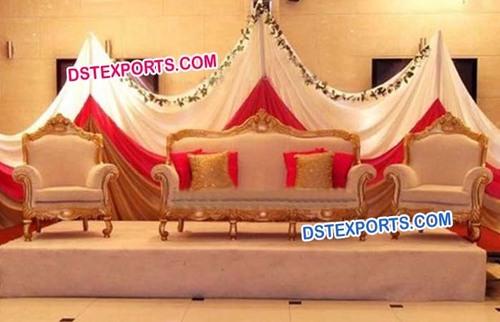 Beautiful Wedding Furniture Set