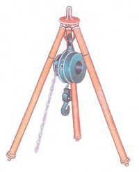 Mechanical Tripod