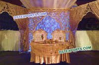 Wedding Stage Fiber Carved Backdrop Panels
