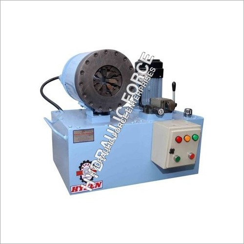Rubber Hose Crimping Machines