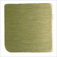 Brush Gold Laminated Panels