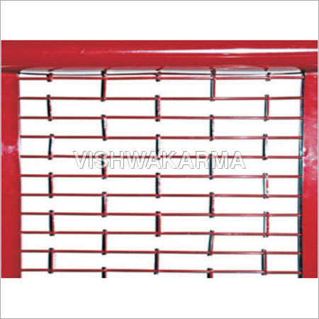 Rectangle Grill Type Shutter