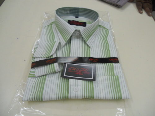Manufacturer of Casual Shirts india
