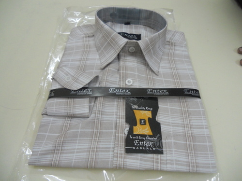 Casual Shirts Exporters & Manufacturer india
