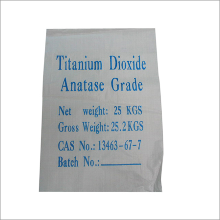 Titanium Dioxide Anatase B101 Cas13463 67 7