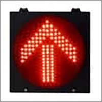 Red Arrow Traffic Signals