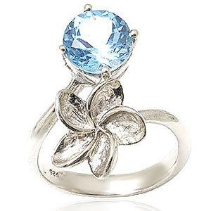 london blue topaz engagement rings blue topaz silver ring
