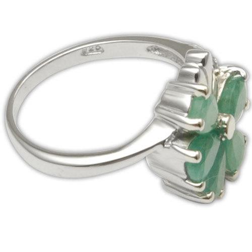 Amethyst Cubiczirconia 925 Sterling Silver Ring