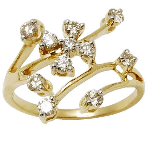 Indian Diamond Ring