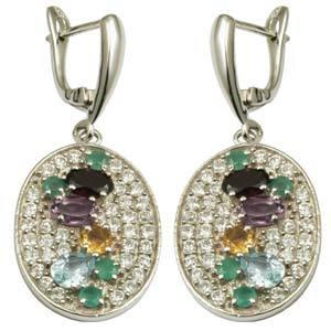 dangle earrings, Costume Earrings, Big Earrings