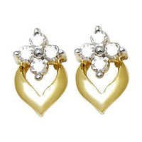 diamond earrings for girls, diamond earring