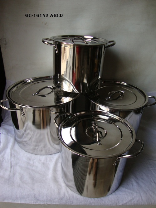 Stainless Steel Kitchen Canister