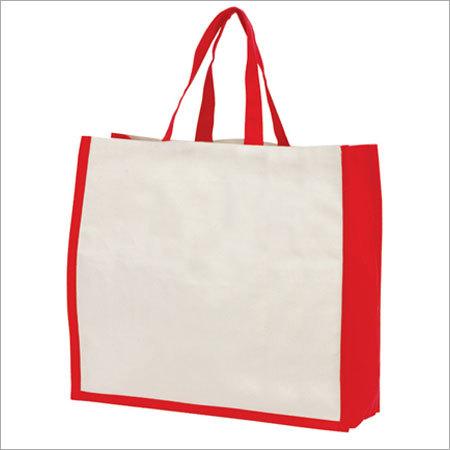 Two Color Cotton Bag