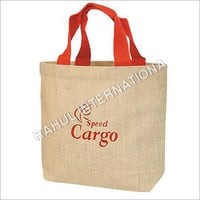 Fancy Jute Promotional Bags