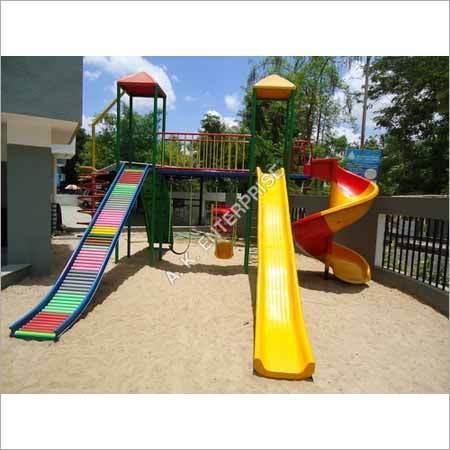 Roller Slide Playground