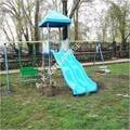 DOUBLE WAVE SLIDE WITH SWING - CONTACT US