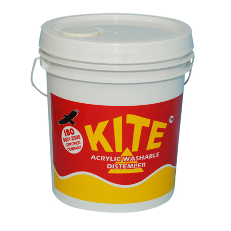 Kite Acrylic Washable Distemper