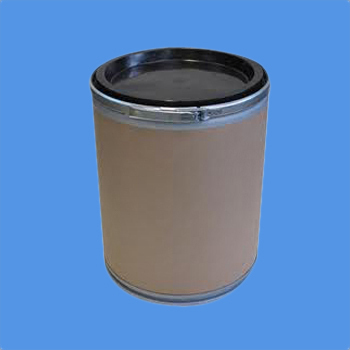 Fibre Drum with plastic lead