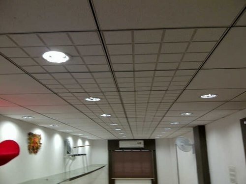 Acoustic False Ceiling