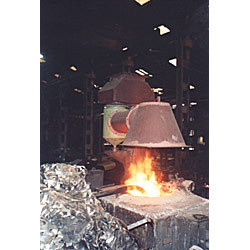 Pollution Control Service For Induction Furnace