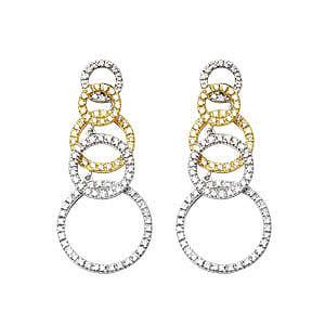 Dimaond Jewellery Earring Supplier, manufacturer