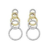 Dimaond Jewellery Earring Supplier, manufacturer