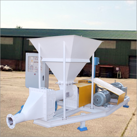 Precision Cement Feeding System