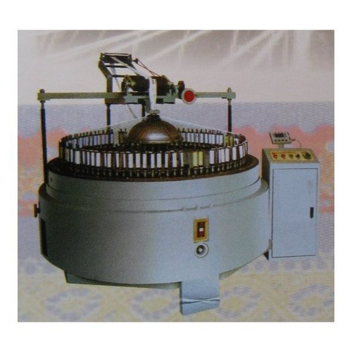 Machinery For Crochia Laces