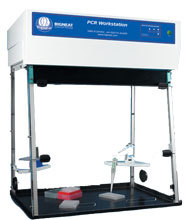 UV Sterilisation & PCR Workstation