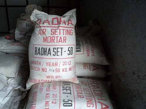 Refractories Mortar