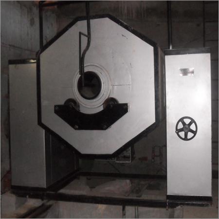 Batch Rotary Retort Furnace