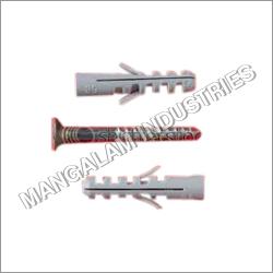 PVC Wall Plug