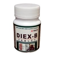 Ayurvedic Herbal Medicine DIEX-B Tablet