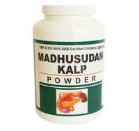 Ayurvedic Herbal Medicine for Diabetice MADHUSUDAN KALP Powder