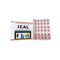 ICAL Tablet (Natural Iron Calcium Compound)