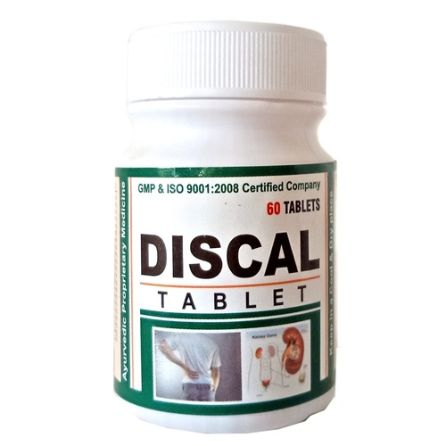 DISCAL Tablets (Medicine to Dissolve the calculi)