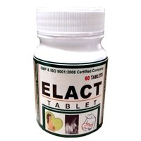 Ayurvedic Herbal Medicine for Elact Tablet for Improves the quality and quantity of Breast milk
