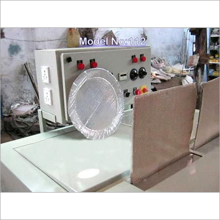 Digital Hydraulic Buffet Plate Machine