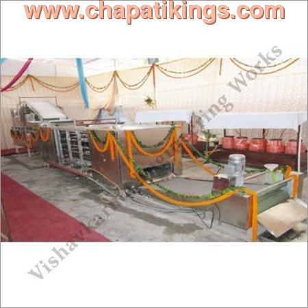 Electric Chapati Maker