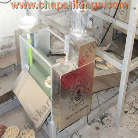 Butter Applicator For Automatic Chapati Making Machine