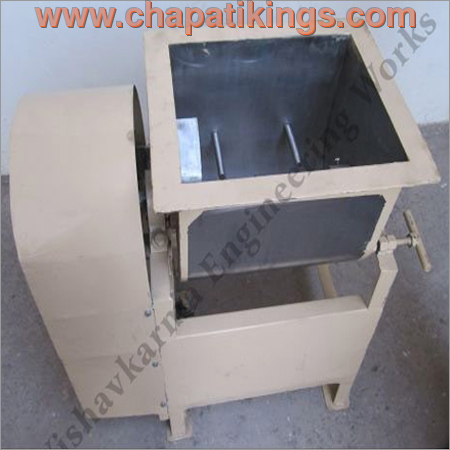 Steel Dough Kneading Machine