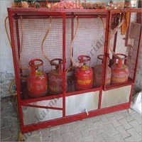 Cylinder Bank For Automatic Chapati Making Machine