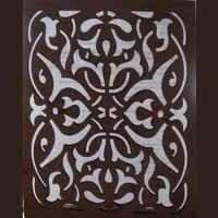 Designer Door Jali Cutting