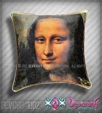Cushion Cover Mona Lisa