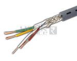 Binary DMX Type Audio Cable 4 Core - 100 Meters