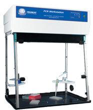 UV Sterilization & PCR Workstation