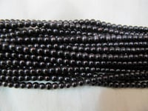 Black Pearl Beads